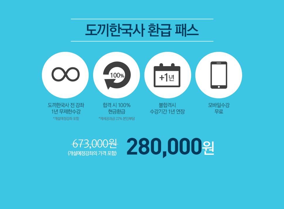 환급패스 280,000원